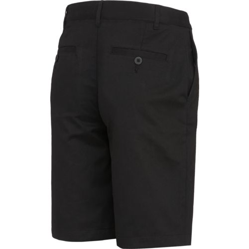 Austin Trading Co. Men's Uniform Flat Front Twill Short - view number 2