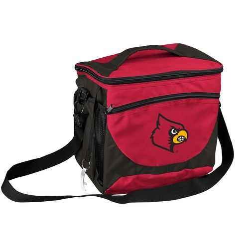 Logo Chair University of Louisville 24-Can Cooler Tote