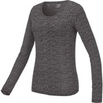 BCG™ Women's Territory Burnout Long Sleeve Crew Neck T-shirt