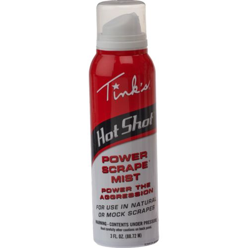 Tink's Hot Shot 4 oz. Power Scrape® Mist