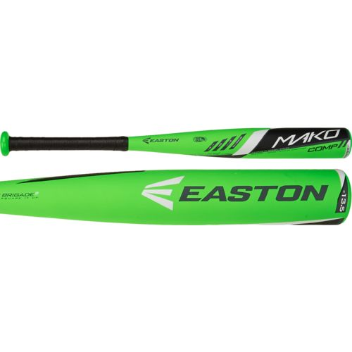 EASTON Boys' Power Brigade MAKO Composite T-Ball Bat -13.5