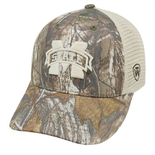 Top of the World Adults' Mississippi State University Prey Cap