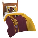 The Northwest Company Washington Redskins Twin Comforter and Sham Set