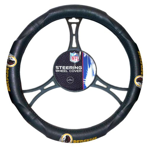 The Northwest Company Washington Redskins Steering Wheel Cover - view number 1