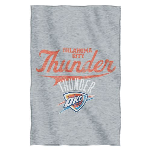 The Northwest Company Oklahoma City Thunder Sweatshirt Throw