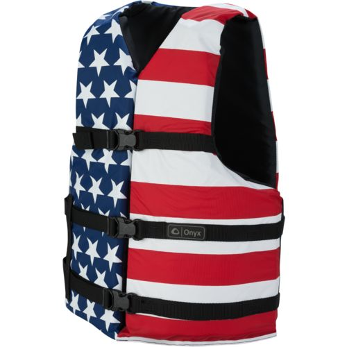 Onyx Outdoor Stars & Stripes General Purpose Vest - Oversized