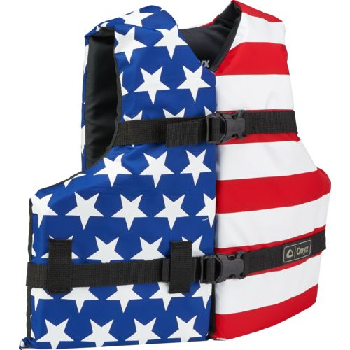 Onyx Outdoor Stars & Stripes General Purpose Vest - Youth