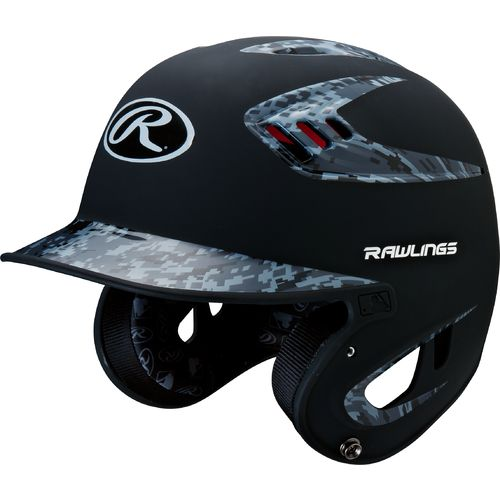 Rawlings® Juniors' 2-Tone Digi Camo Batting Helmet