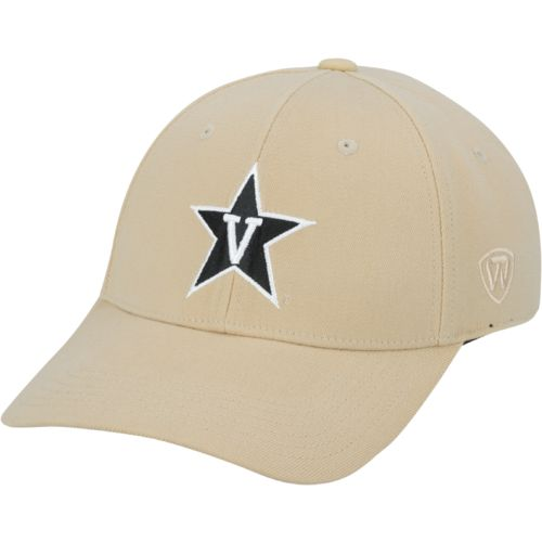 Top of the World Men's Vanderbilt University Premium Collection Memory Fit™ Cap - view number 1