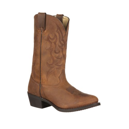 Durango Men's Soft Leather Western Boots - view number 2