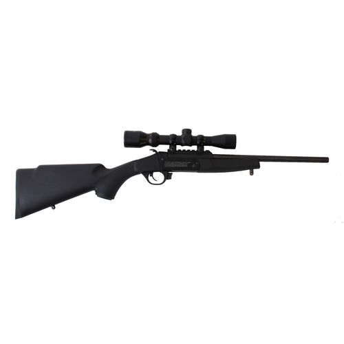 Traditions Crackshot .17 HMR Break-Action Single-Shot Scoped Rifle