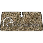 Ducks Unlimited Single Windshield Shade