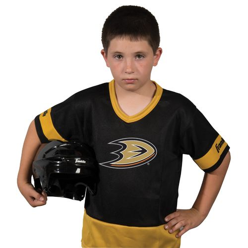 Franklin Kids' Anaheim Ducks Uniform Set - view number 2