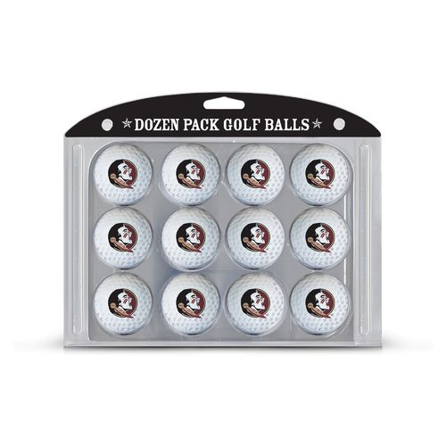 Team Golf Florida State University Golf Balls 12-Pack - view number 1