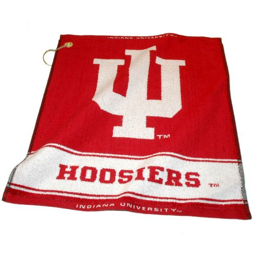 Team Golf Indiana University Woven Towel