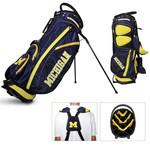 Team Golf University of Michigan Fairway 14-Way Stand Golf Bag - view number 1
