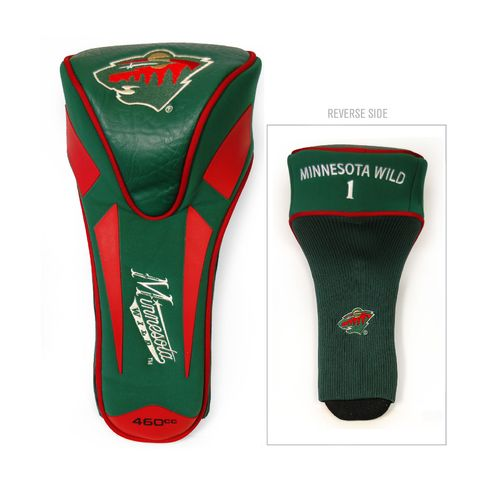 Team Golf Minnesota Wild Apex Head Cover - view number 1
