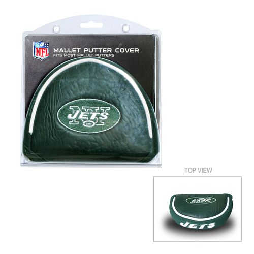 Team Golf New York Jets Mallet Putter Cover
