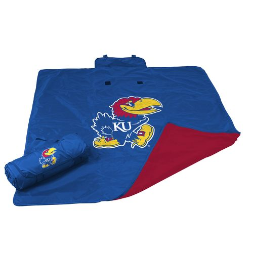 Logo University of Kansas All-Weather Blanket