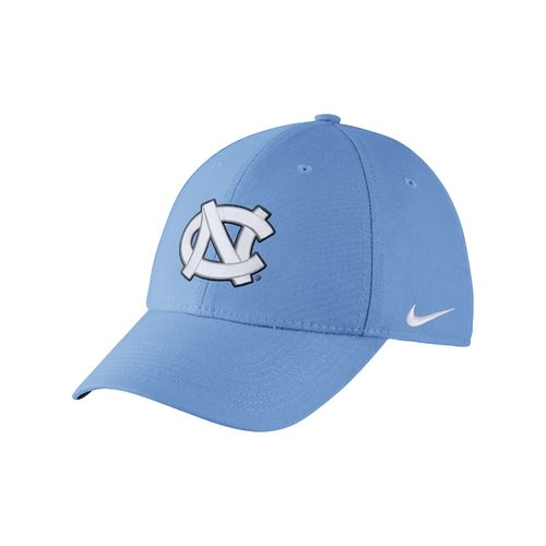 Nike™ Adults' University of North Carolina Swoosh Flex Cap