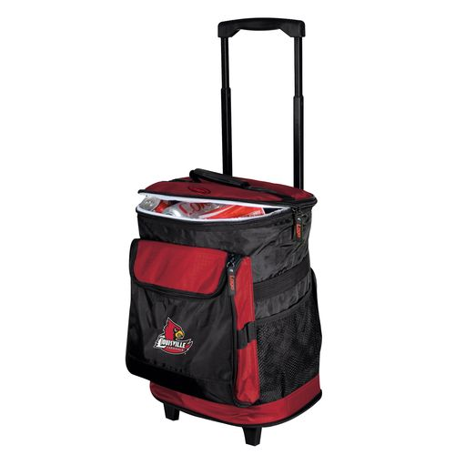 Logo™ University of Louisville 48-Can Rolling Cooler
