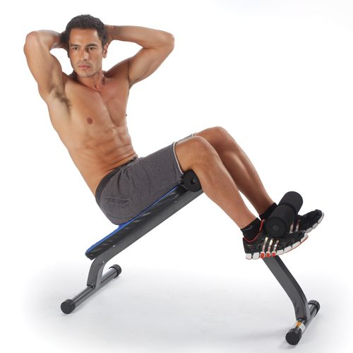 Pure Fitness Ab Crunch Sit-Up Bench - view number 7