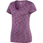 BCG™ Women's Short Sleeve Space Dye Tech T-shirt