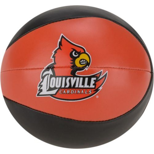 "Rawlings® University of Louisville Free Throw 4"" Softee Basketball"