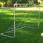 Lifetime 5 ft x 7 ft Adjustable Soccer Goal - view number 2