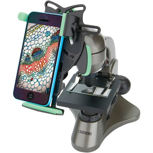 Carson iPhone® HookUpz™ Universal Optics Adapter
