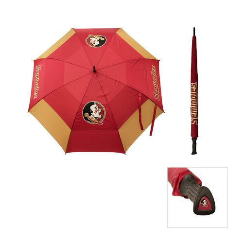 Team Golf Adults' Florida State University Umbrella