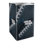 Boelter Brands Carolina Panthers 3.2 cu. ft. Countertop Height Refrigerator - view number 1