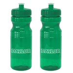 Boelter Brands Baylor University 24 oz. Squeeze Water Bottles 2-Pack - view number 1