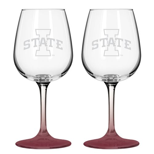 Boelter Brands Iowa State University 12 oz. Wine