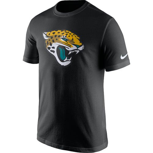 Nike Men's Jacksonville Jaguars Cotton Essential Logo T-shirt
