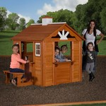 Backyard Discovery™ Summer Cottage Playhouse - view number 4