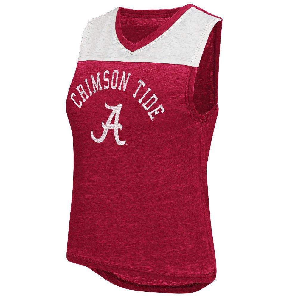 Colosseum Athletics Women's University of Alabama Kiss Cam Tank Top