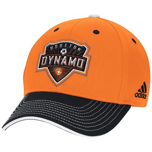 adidas™ Men's Houston Dynamo Performance Structured Flex Cap