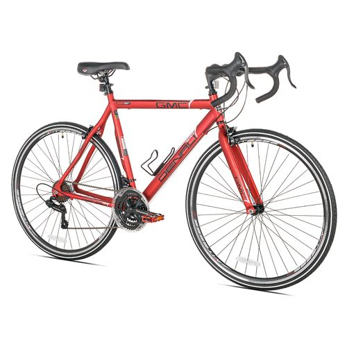 GMC Men's Denali Medium 700c 21-Speed Road Bicycle