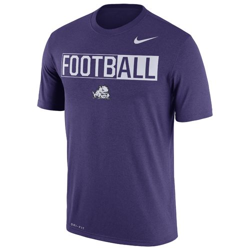 Nike Men's Texas Christian University Legend T-shirt