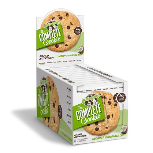 Display product reviews for Lenny & Larry's All Natural Complete Cookie