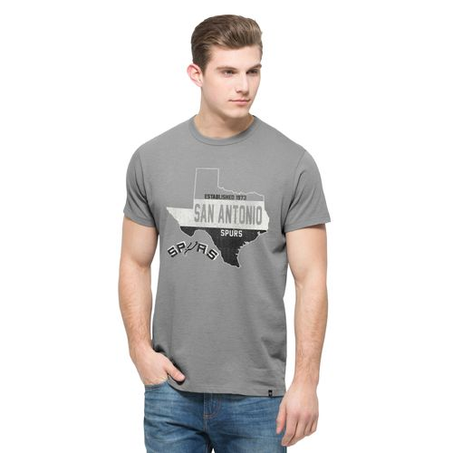 '47 Men's San Antonio Spurs Knockaround Flanker T-shirt