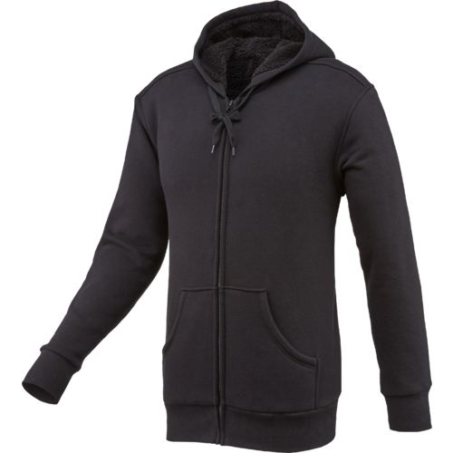 Brazos Men's Demolition Sherpa Lined Fleece Hooded Jacket