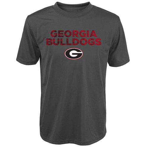 Gen2 Kids' University of Georgia In Motion Clima Triblend T-shirt - view number 1