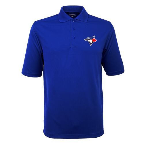 Antigua Men's Toronto Blue Jays Exceed Polo Shirt