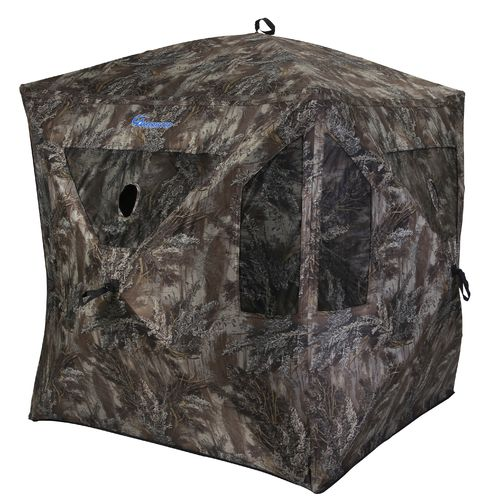 camo window hunter pop proof mesh ground up portable blind blinds hunting weather deer