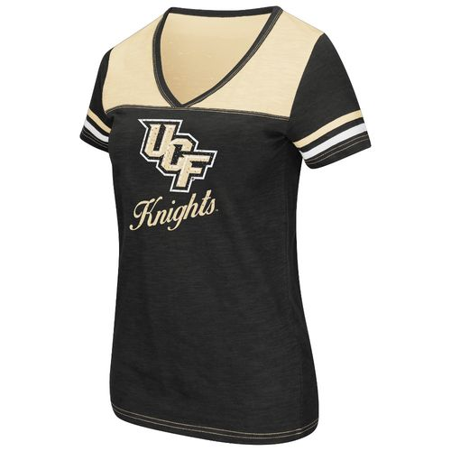 Colosseum Athletics™ Women's University of Central Florida Rhinestone Short Sleeve T-shirt