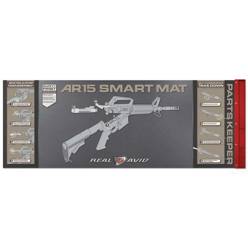 Display product reviews for Real Avid AR-15 Smart Mat