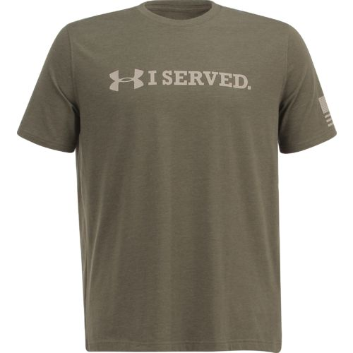 Display product reviews for Under Armour Men's I Served T-shirt