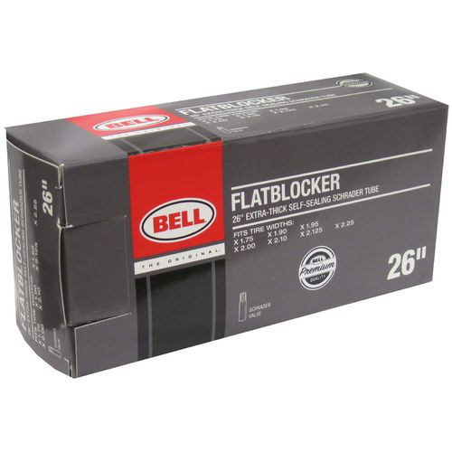 "Bell 26"" Self-Sealing Flatblocker Inner Tube"